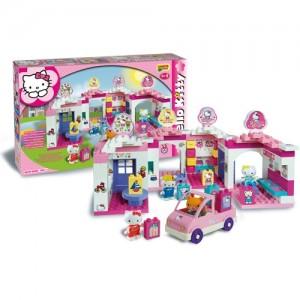 Unico Plus Hello Kitty Εμπορικό Κέντρο 140τεμ. (8659-00HK)