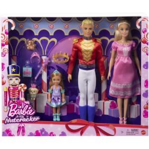 Barbie Καρυοθραύστης (GXD61)