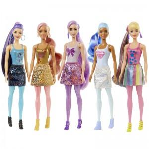 Barbie Color Reveal Shimmer Series (GTR93)