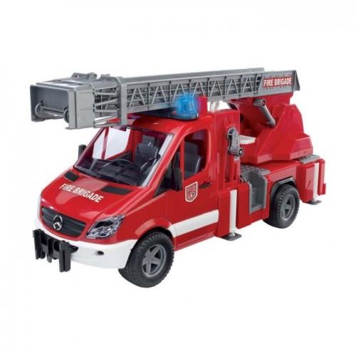 Πυροσβεστικό Mercedes Sprinter με υποδοσχή για νερό (02532)