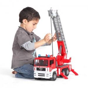 Πυροσβεστική Man με καλάθι (02771)