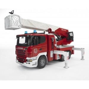 Πυροσβεστική Scania με καλάθι (03590)