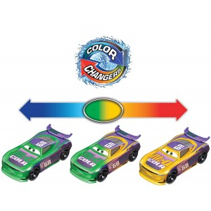 Cars Color Changers H.J. Hollis (GPB01/GNY94)