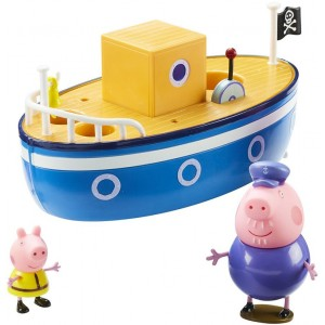 Peppa Pig Το Καράβι του Παππού Γουρουνάκη (GPH05060)