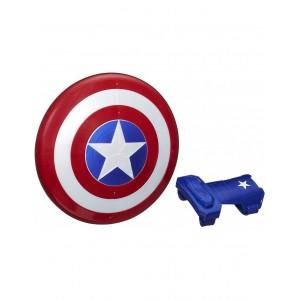 Hasbro Captain America Μαγνητική Ασπίδα και Γάντι (B9944)