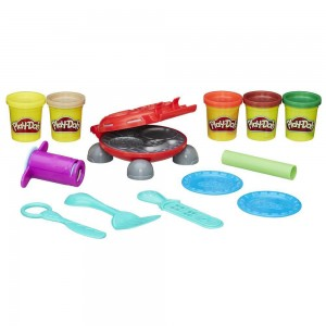 Play Doh Kitchen Creations Burger Barbeque (B5521)