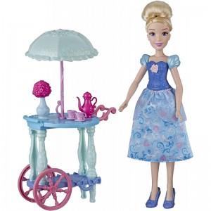 Disney Princess Σταχτοπούτα Τσάι Τρόλεϊ Playset Με Σταχτοπούτα (E6618/E2912)
