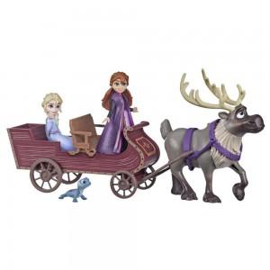 Disney Frozen II Sledding Friends Set (F0590)