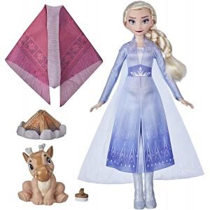 Κούκλα Elsa Frozen II Elsa's Campfire Friend (F1582)