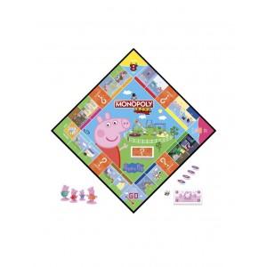 Monopoly Junior Peppa Pig (F1656)