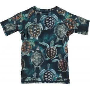 Molo Μπλούζα Anti-UV Neptune Sea Turtles (8S21P205-6213)