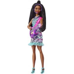 Barbie Brooklyn με μουσική και φώτα (GYJ24)