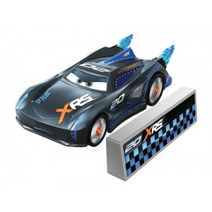 Rocket racing - Jackson Storm with blast wall (GKB90/GKB87)