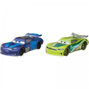 Next Gen Racers Spikey Fillups and Chase Racelott (GLR95/DXV99)