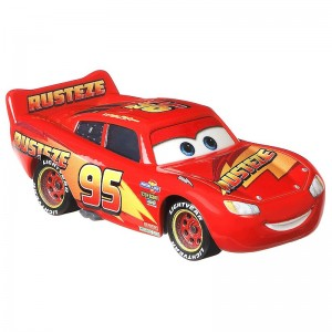 Cars 3 Metal Rusteze Lighting McQueen Vehicle (GXG33/DXV29)