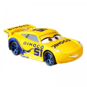 Cars 3 Metal Dinoco Cruz Ramirez Vehicle (GXG53/DXV29)