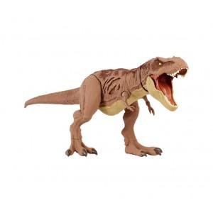 Jurassic World Extreme Damage T-Rex Με Σημάδια Επίθεσης (GWN26)