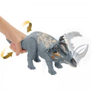 Jurassic World Δεινόσαυρος Με Κινούμενα Μέλη Και Ήχους Επίθεσης Sinoceratops (GMC98/GJN64)