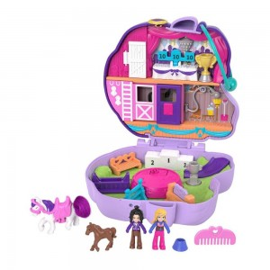 Polly Pocket Mini - Jumpin' Style Pony (GTN14/FRY35)
