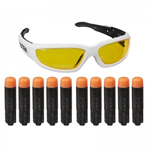 Nerf Ultra Vision Gear And 10 Darts (E9836)