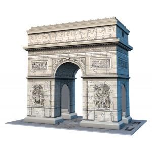 Puzzle 3D 216τεμ Αψίδα του Θριάμβου (12514)