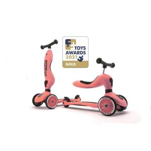 Πατίνι Scoot and Ride Highwaykick 1 Peach (96353)