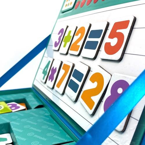 Μαγνητικό Σετ Παίζω με τους Αριθμούς και Μαθαίνω τις Πράξεις (03022)