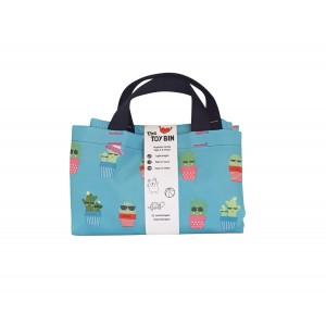 Τσάντα αποθήκευσης Toy Bin Happy Cactus (CC81808)