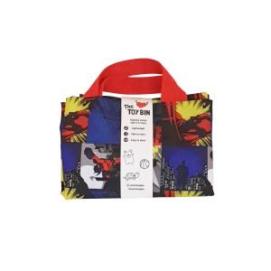 Τσάντα αποθήκευσης Toy Bin Surer Heroes (CC72508)