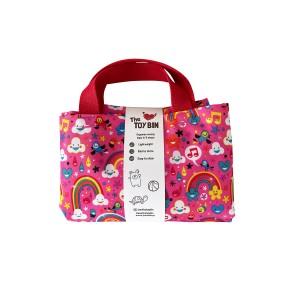 Τσάντα σποθήκευσης Toy Bin Rainbow (CC62708)