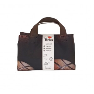Τσάντα αποθήκευσης The TOY BIN Basketball (CC68309)