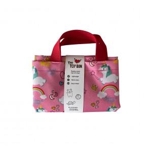 Τσάντα αποθήκευσης Toy Bin Unicorn (CC83208)