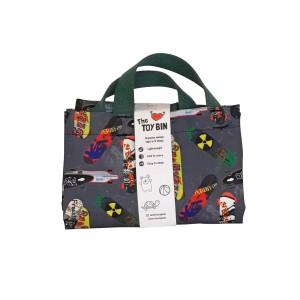 Τσάντα αποθήκευσης The TOY BIN SK8 (CC92408)