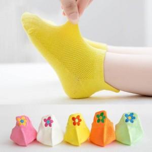 Σετ 5 κάλτσες Heel Flowers 2-4 (615904)