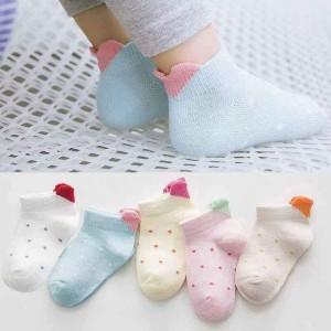 Σετ 5 κάλτσες Heel Pastel 2-4 (615903)