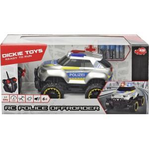 Dickie Police Off Roader τηλ/μενο (201119127)
