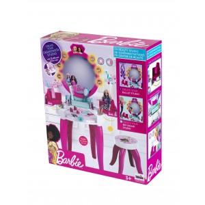 Τουαλέτα Ομορφιάς Barbie με ήχους, φώτα και αξεσουάρ (5328)