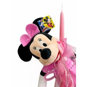 Λαμπάδα Minnie 40εκ (202115)