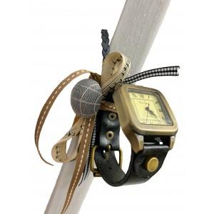 Λαμπάδα ρολόι (202121)