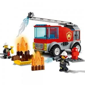 Lego City Fire Ladder Truck (60280)