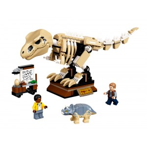 Lego Jurassic World T.Rex Dinosaur Fossil Exhibition (76940)