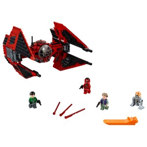 Lego Star Wars Major Vonreg's TIE Fighter™ (75240)