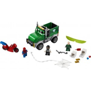 Lego Super Heroes Vulture's Trucker Robbery (76147)