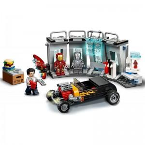 Lego Super Heroes Iron Man Armory (76167)