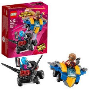 Lego Super Heroes Star-Lord vs. Nebula (76090)