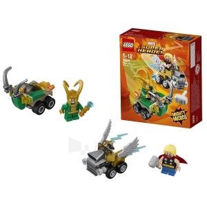 Lego Super Heroes Thor vs. Loki (76091)