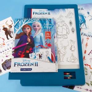 Fashion Design Tracing Light Table Frozen II (4254)