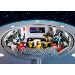 Playmobil Star Trek - U.S.S. Enterprise NCC-1701 (70548)