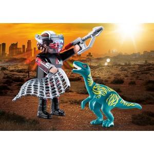 DuoPack Βελοσιράπτορας και κυνηγός δεινοσαύρων (70693)
