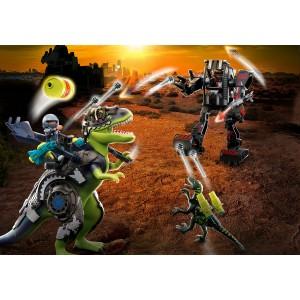 T-Rex: Η μάχη των γιγάντων (70624)